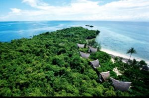 Vakantie op Zanzibar Chumbe Island